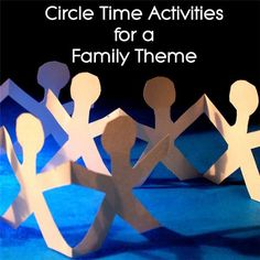Preschool Ideas for Incorporating a Family Theme Into Circle Time Preschool Family Theme, Preschool Themes, Family Crafts, Preschool Lesson Plans, Preschool Class, Kindergarten, Theodore Roosevelt, Circle Time Activities, Activities About Family