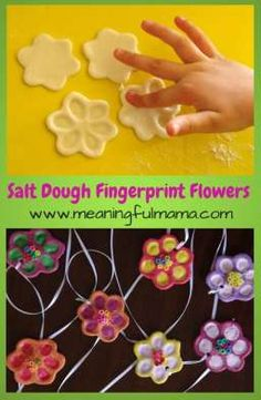 Salt Dough Fingerpri