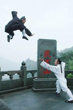 kung fu - wudang style