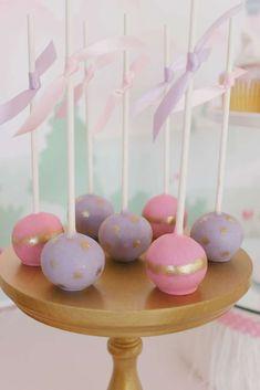 Pastel Princess Party | CatchMyParty.com
