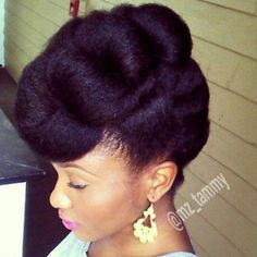 <b>These hairdos are elegant enough for a wedding and easy enough to wear…