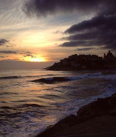 #Sunset #Parasio #PortoMaurizio