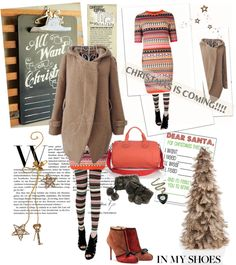 """""""X-mas is coming"""" by ellie366 ❤ liked on Polyvore"""