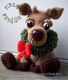 .: Introducing Regis the Baby Reindeer