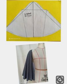 Görsel # Visual # idea # purpose # is, # quote alıntı # Please # don't forget # like forget # don`t # like, please💐 # # Sew… – sewing hacks Sewing Hacks, Sewing Tutorials, Sewing Projects, Pattern Drafting Tutorials, Pattern Cutting, Pattern Making, Dress Sewing Patterns, Clothing Patterns, Bag Patterns
