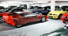 Join our tour of BMW's secret storage lair Bmw Turbo, Bmw Museum, Bmw E9, Secret Storage, Concept Cars, Cars And Motorcycles, Race Cars, Tours, Classic