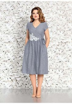 Plus Size Women S Elegant Clothing Frock Patterns, Dress Sewing Patterns, Plus Size Womens Clothing, Plus Size Outfits, Long Sleeve Vintage Dresses, Big Size Dress, Work Dresses For Women, Frock Design, Over 50 Womens Fashion