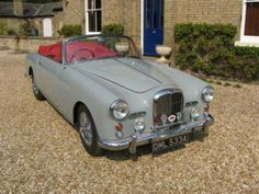 1960 Alvis TD21 S1 Drophead Maintenance/restoration of old/vintage vehicles: the material for new cogs/casters/gears/pads could be cast polyamide which I (Cast polyamide) can produce. My contact: tatjana.alic@windowslive.com