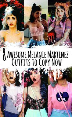 8 Awesome Melanie Martinez Outfits to Copy Now - http://ninjacosmico.com/8-melanie-martinez-outfits/