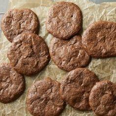 Flourless Chocolate Cookies - EatingWell.com