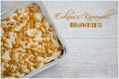 sweet 'n nuts!: Erdnuss-Karamell-Brownies