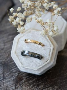 I mean is there a better way to start off an #Engagement and #Marriage? @gardensofthesun Made With Love, Responsible Sourcing, Fair For All, #ECO Gold that Empowers & Giving Back Always. Every beautifully crafted piece connects you to a larger purpose. ...Not to mention they plant at least one tree for every purchase! Need we say more? #WeddingVendor #EngagementRing #WeddingRing #Proposal #EngagementIdeas #ProposalIdeas #Engaged #Wedding #WeddingIdeas #WeddingPlanning #WeddingPlanner Gold Diamond Rings, Rose Cut Diamond, Rustic Wedding Bands, Organic Lines, Gold Price, Hand Engraving, Or Rose, Mercury, Rings For Men