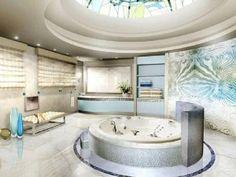 Baño villa - Alta Decoración Locus Muebles