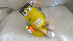 M MS M M's M M Candy Yellow Character RARE   eBay