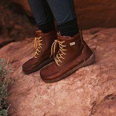Leather Boulder Boot   Women's Zero Drop Minimalist Boots   Lems – Lems Shoes