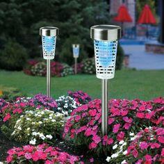 Solar bug zapper what?!?! #contest