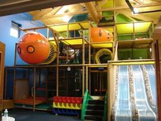 Worlds of Wow - churches love adding indoor soft-contained play attractions like this one for their kids and opening the facility up to parents in the community to bring their children during the week. What a great way first impression for your community!