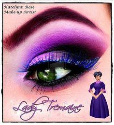 Señora Tremaine - Katelynn Rose artista de maquillaje