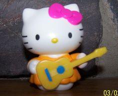 Hello Kitty Bobble Head McDonalds Happy Meal Toy