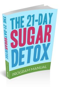 "DO YOU EXPERIENCE:  Sugar cravings or carb cravings -                        Energy spikes and dips throughout the day -  fatigue, lethargy, depression or anxiety -  brain fog, cloudy thinking, trouble concentrating -  hunger that goes from mild to intense very quickly?  You are not alone! The way to detox from sugar begins with the foods you eat – there are certain key foods to avoid, and others that are a ""must eat"" that will free you from sugar cravings for good!"