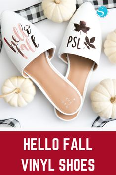 is the official learning hub for all things Silhouette. Hello Autumn, Diy Fashion, Silhouette Cameo, Personality, Cool Style, Flip Flops, Cricut, Thanksgiving, Toe