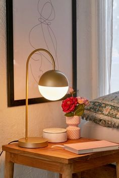 Finding the best lamp for your home can be hard as there is such a variety of lamps you could choose. Get the perfect living room lamp, bed room lamp, table lamp or any other style for your specific place. Bedroom Lamps, Bedroom Decor, Bedroom Ideas, Bedroom Lighting, Best Desk Lamp, Bright Homes, Home Decor Accessories, Home Lighting, Decoration