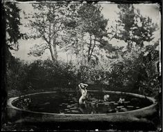 Collodion Photography by Kristen Hatgi