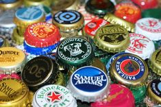 """Pebble Street in New Delhi, nominated for """"Best Bar Beer. Bottle Caps For Sale, Beer Bottle Caps, Beer Caps, Empty Candle Jars, Empty Wine Bottles, Beer Bottles, What To Sell Online, Rainbow Loom Charms, Champagne Corks"""