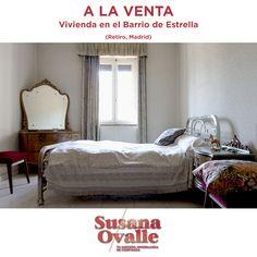 ♦️ Nueva vivienda a la venta en la Avenida del Mediterráneo de #Madrid ♦️ Con 90m2 distribuidos en 3 dormitorios, salón-comedor, baño completo, cocina, despensa y hall de entrada. Llámame y te lo mostraré ☎️ 662 038 621