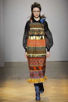 Stella Jean Autumn/Winter 2017 Ready-To-Wear