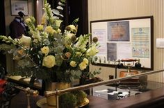 Decoruri florale pentru evenimente, vitrine si magazine - Livada cu visinisiPaula Moldovan Floral, Plants, Flowers, Plant, Flower, Planets