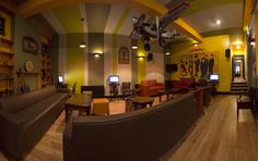 Awesome hostels