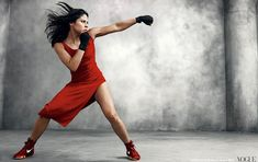 Olympic Boxer Marlen Esparza Gets Vogue Spot | ThePostGame