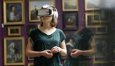 Samsung und das Frankfurter Städel Museum rekonstruieren detailgetreu Ausstellungen des Städel-Museums im 19. Jahrhundert.