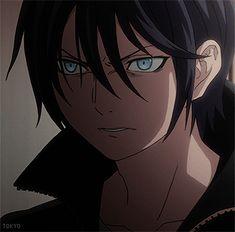 Don't mess with Yato. Yato And Hiyori, Noragami Anime, Manga Anime, Anime Art, Memes Pt, Yatori, Anime Tumblr, Good Anime Series, I Love Anime