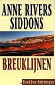 Anne Rivers Siddons: Breuklijnen