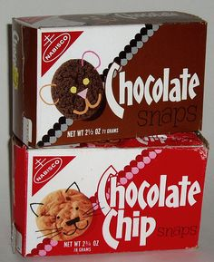Nabisco Cookies Were The Best! Ginger Snaps Were My Favorite! My Childhood Memories, Sweet Memories, 1970s Childhood, School Memories, Childhood Toys, Nabisco Cookies, Mini Cookies, Yummy Cookies, Chip Cookies