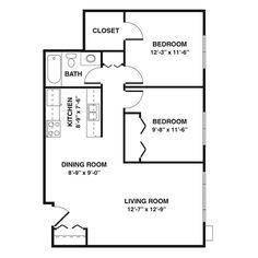 800 square foot building apartment complex plans 50 unit for Small apartment complex plans