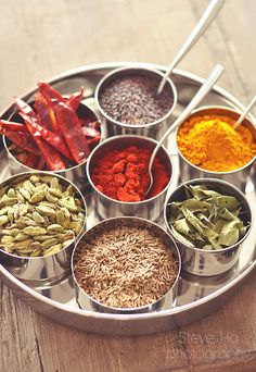 spices, essence of Indian food