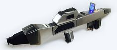 "Star Trek DS9 Type III ""Siege at AR-558"" Variant Phaser Rifle"