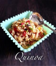キヌア*Quinoa|レシピブログ