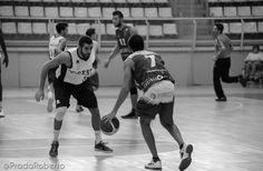 #CarlesMarzo contra #AdrianFuentes. #Lucentum 62-66 #AmicsCastello. 28 de septiembre de 2014. #Basket #Baloncesto #Alicante #AdeccoPlata #Pretemporada