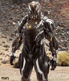 ArtStation - Dark Steel!!, mars ...