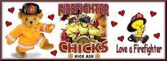 Firefighter chicks
