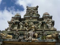 2014.06.07 - Strada per Badulla - Kovil hindu 7