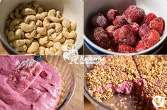 Kuchařka ze Svatojánu: SVĚŽÍ CRUMBLE S JAHODOVÝM KRÉMEM Cereal, Cooking, Breakfast, Food, Kitchen, Morning Coffee, Essen, Meals, Yemek