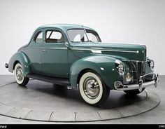 1940 Ford top gear hot cars