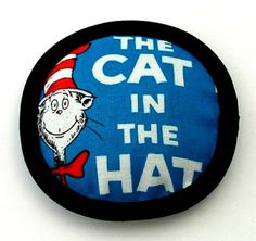 Catnip Toy  The CAT in The HAT by thedots on Etsy, $9.00