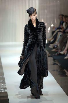 Armani Privé Couture F/W 2006
