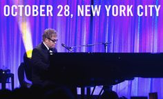 An Enduring Vision 2014 to Include a Solo Set by Elton